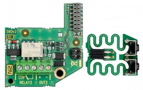 9151010 2N EXTRA SWITCH & TAMPER SWITCH FOR ALL IP FORCE MODELS