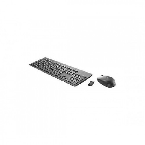 HP Slim Wireless Keyboard and Mouse (T6L04AA)