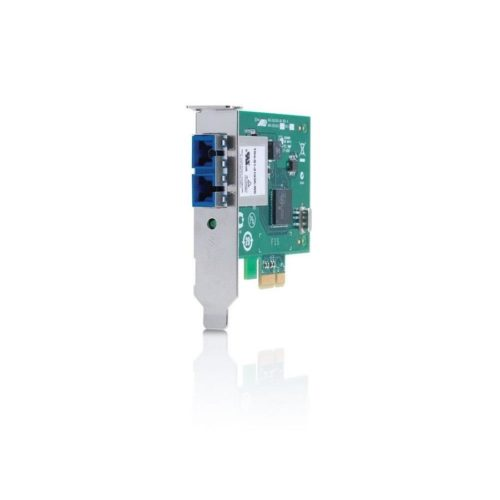 AT-2911SX/ST-901 Allied Telesis 1000SX ST PCI Express X1 Adapter Card