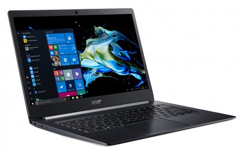 """NX.VJ8SA.002-C86 Acer TM X514-51T Core i5-8265U/16GB DDR4/512GB SSD/0.98kg weight/14"""" FHD IPS Touch/Win 10 Pro/3 Yr Onsite"""