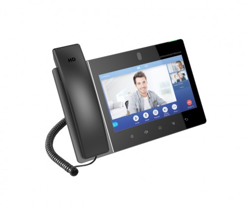 GXV3380 Grandstream Android based Video IP Phone 8'' (1280x800) touch screen, Android V7.x, PoE, WiFi, BT