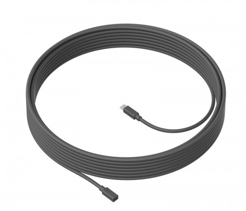 950-000005 Logitech MEETUP 10M EXTENDED CABLE FOR EXPANSION MICROPHONE - 2YR WTY