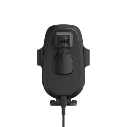 WIC001BTBK Belkin CAR VENT MOUNT AND 10W WIRELESS CHARGER FOR SMARTPHONE, SENSOR, USB-A(2), BLACK, 2Y