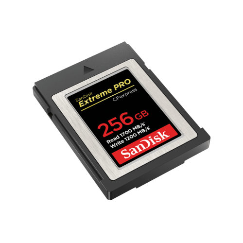 SDCFE-256G-GN4NN SanDisk SDCFexpress 256GB Extreme Pro
