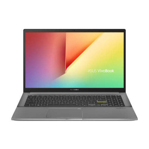"""S533EA-BN129T ASUS VivoBook S15 15.6""""FHD Intel i5-1135G7 8GB 512GB SSD WIN10 HOME Intel Iris Xᵉ Graphics Backlit 3CELL 1.8kg 1YR WTY W10H Notebook (Indie Black)"""