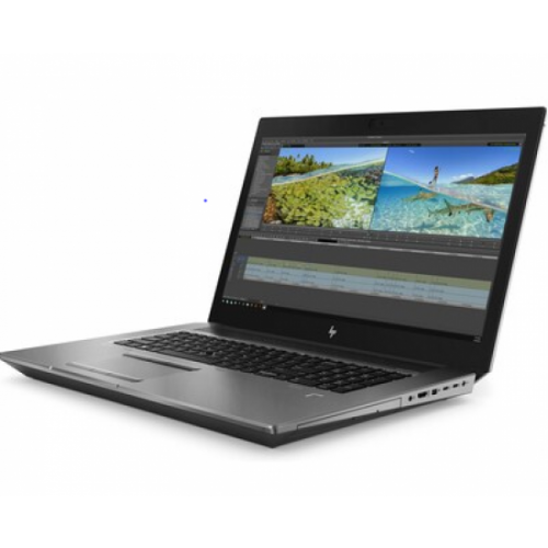 "HP Zbook 17 G6 (8WM60PA) E-2286M 64GB(2x32GB)(DDR4) SSD-1TB+HDD-2TB 17.3""(3840x2160)(400) RTX-5000-16GB WLAN(WIFI6)+BT Webcam W10P-64b-WKS 3YR Onsite"