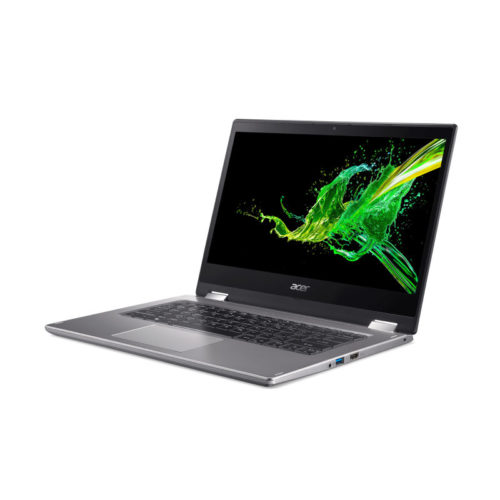 """UN.HQ7SA.741-EI0 Acer Spin 3(SP314-54N-701L) Intel Core i7-1065G7, 8GB RAM,256GB SSD,14""""FHD IPS Touch, Win 10 Pro,3 years Onsite WTY"""