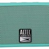 Altec Lansing IMW258-MT, Mini H20 3 Mint Green, Everything Proof Rugged and Waterproof Bluetooth Speaker, Up to 6 hrs Battery, 1 Year