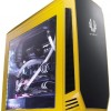 BitFenix Aegis Case w/Display Yellow, Colour, mATX Case, NO PSU (LS)