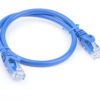 PL6A-0.25BLU 8ware Cat 6a UTP Ethernet Cable, Snagless - Blue 0.25M