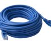 PL6A-10BLU 8ware Cat 6a UTP Ethernet Cable, Snagless - 10m Blue