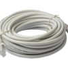 PL6A-10GRY 8ware Cat 6a UTP Ethernet Cable, Snagless - 10m Grey