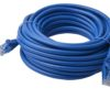 PL6A-50BLU 8ware Cat 6a UTP Ethernet Cable, Snagless - 50m Blue