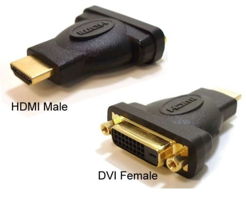 AT-HDMIDVID-MF Astrotek HDMI to DVI-D Adapter Converter Male to Female