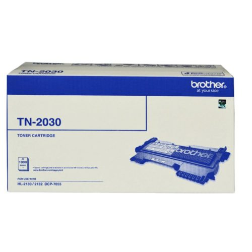 TN-2030 Brother TN2030 BLACK TONER 1,000 PAGE YIELD FOR HL-2130