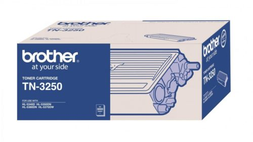 TN-3250 Brother TN3250 BLACK TONER 3,000 PAGE YIELD FOR 5370, 5380, 8890 & 8370