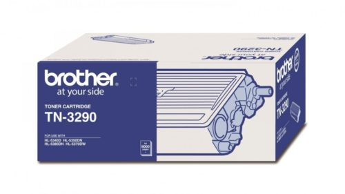 TN-3290 Brother TN3290 BLACK TONER 8,000 PAGE YIELD FOR 5370, 5380, 8890 & 8370