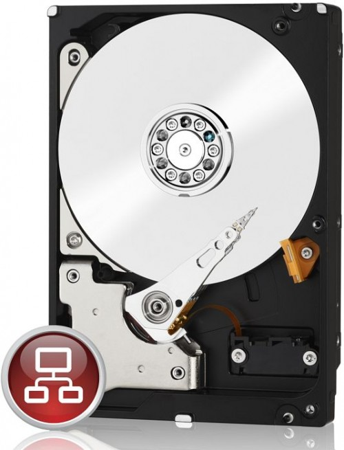WD 4TB CONSUMER HARD DISK DRIVE RED NAS SPECIFIC HDD, 64MB 6GB/B, SATA6, INTELLI POWER