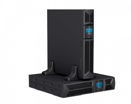 ION F16-1000, 1000VA / 900W Rack/Tower Line Interactive UPS, Output: 8 x C13 (Two Groups of 4 x C13), 3 Years Warranty