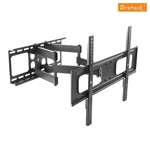 """LPA36-466 Brateck Economy Solid Full Motion TV Wall Mount For 37""""-70"""" LED, LCD Flat Panel TVs"""