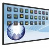 "Philips 84"" LED/LCD UHD 10-Point Touch Display 360nit 24x7 Usage"