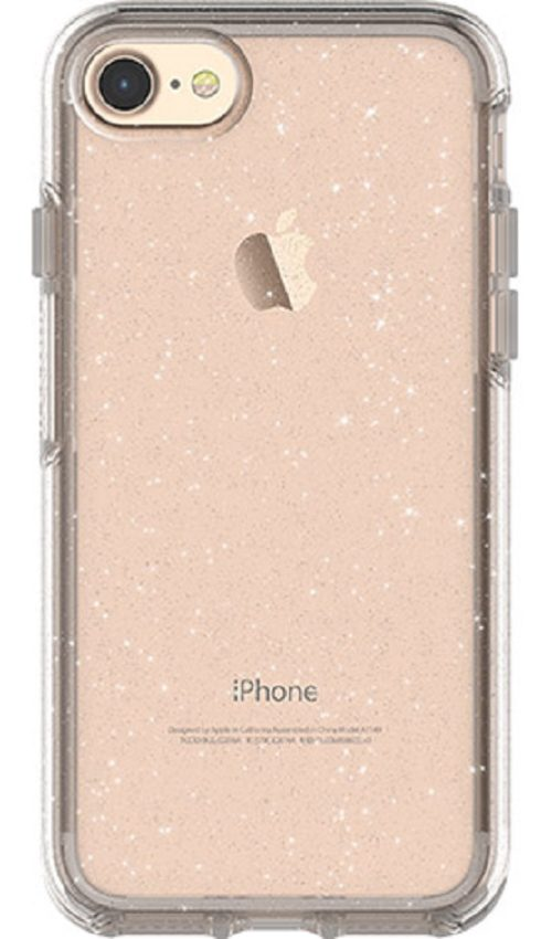 77-56720 OtterBox Symmetry Series Clear Case For Apple iPhone 7/8/SE - Stardust (Glitter)