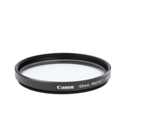 PF43 Canon Protection Filter For EFM22
