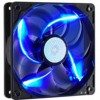 Cooler Master SickleflowX, Blue LED Fan 120mm,19dBA, 3Pin, Sleeve Bearing