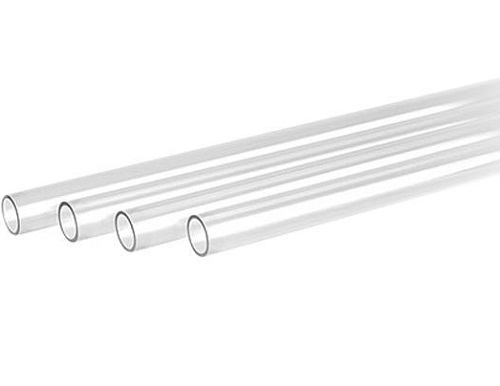 CL-W141-PL12TR-A Thermaltake V-Tubler PETG Tube 12mm OD 10mm ID 500mm, 4 Pack, Copper Water, 2 Years