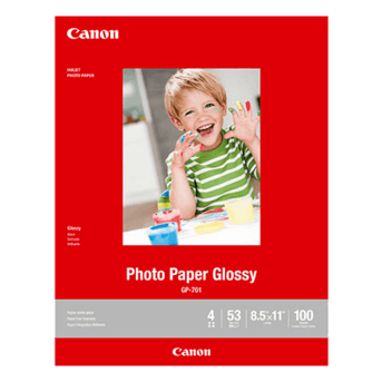 GP701A4-100 Canon 100 Sheets 210gsm Glossy PH
