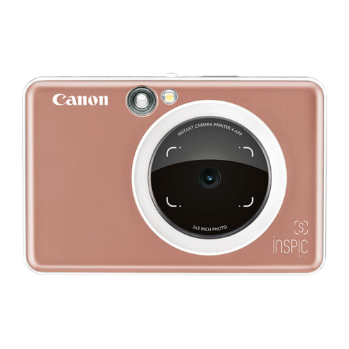 SGOLD Canon SGOLD INSPIC S INSTANT CAMERA WITH SMARTPHONE CONNECTIVITY - ROSE GOLD