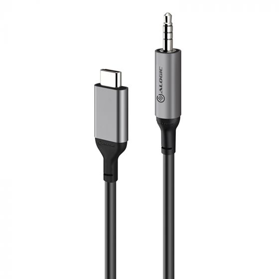 ALOGIC Ultra 1.5m USB-C (Male) to 3.5mm Audio (Male) Cable